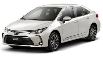 Nassco Limited: Corolla Hybrid - Fully Loaded