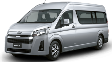 Nassco Limited: Hiace Bus