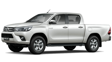 Nassco Limited: Hilux Loaded 2.8L Diesel Automatic