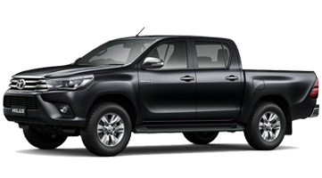 Nassco Limited: Hilux Loaded 2.4L Diesel Manual