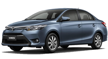Nassco Limited: Yaris Sedan - Basic Loaded